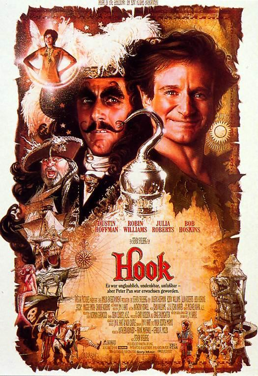 Family Flix: Hook (1991) | Sherwood Center for the Arts